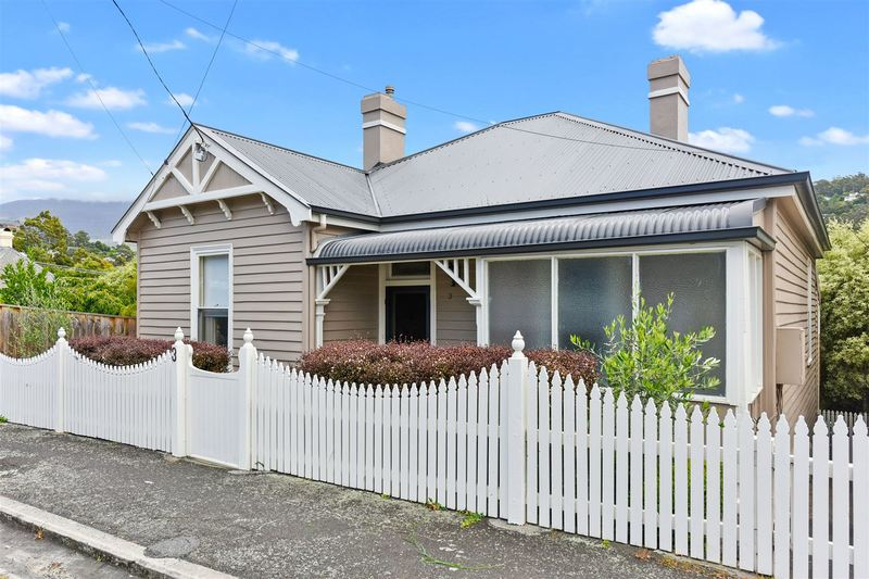 3 Hennebry Street, South Hobart TAS 7004