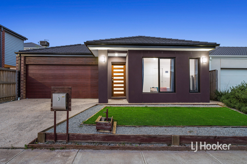3 Leadbeater Street, Point Cook VIC 3030