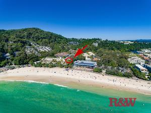 Noosa beachfront at a fraction of the price!