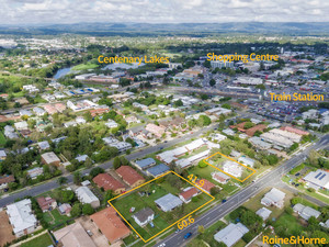 2520m2 of Potential Development Opportunity In a Central Location!