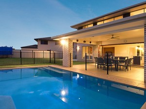 The ultimate sprawling home on 700 square metre block of land