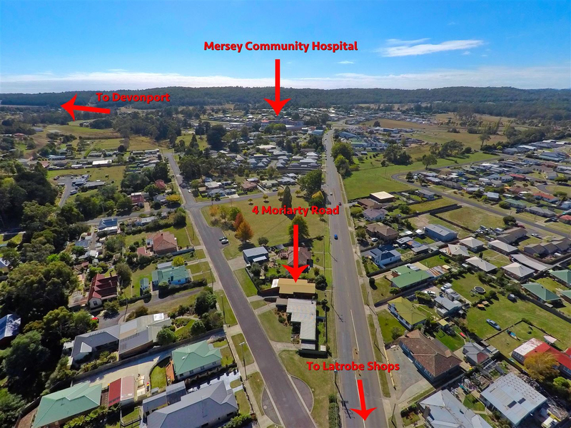 Photo - 4 Moriarty Road, Latrobe TAS 7307  - Image 2