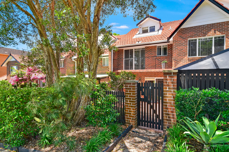 4/295 West Street, Cammeray NSW 2062