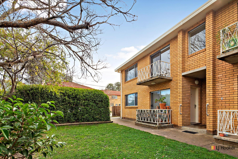 4/3 Cadell Street, Downer ACT 2602