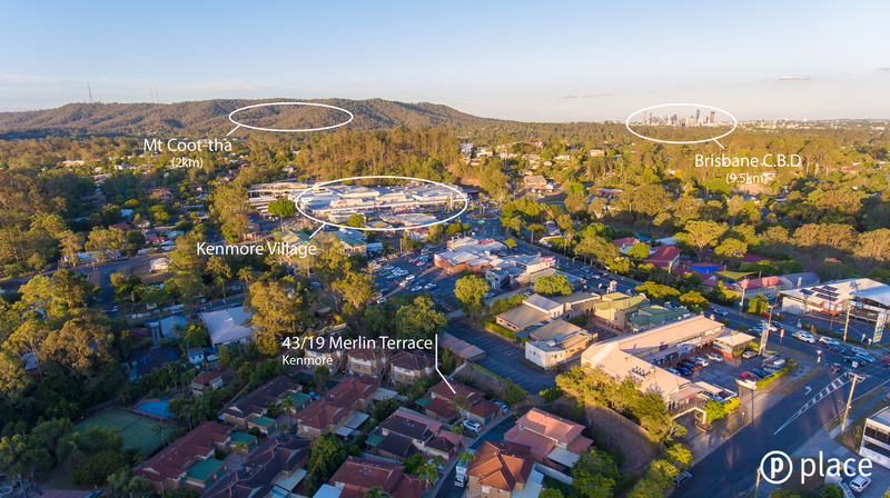 Photo - 43/19 Merlin Terrace, Kenmore QLD 4069  - Image 13