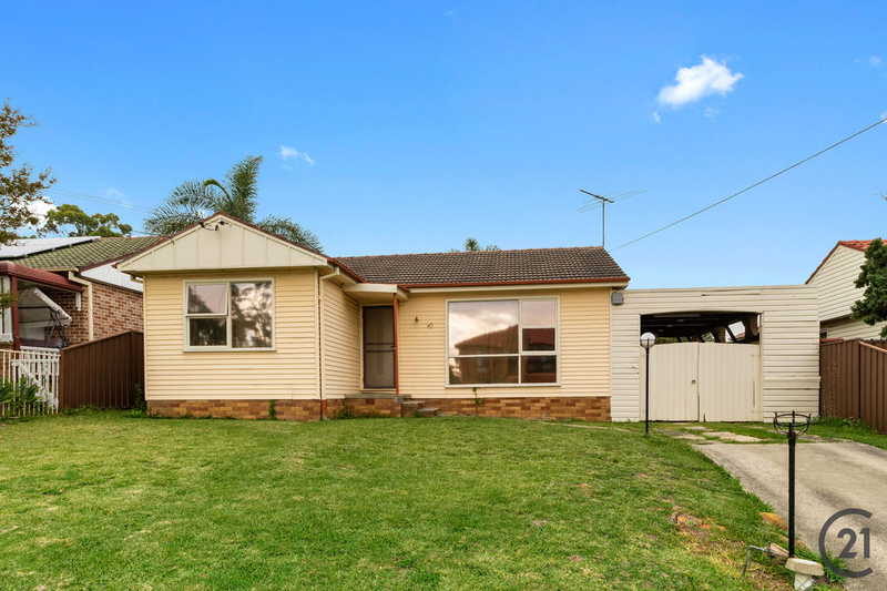 45 Hamel Road, Mount Pritchard NSW 2170
