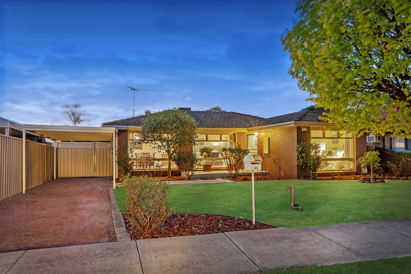 45 Luton Way, Bundoora VIC 3083