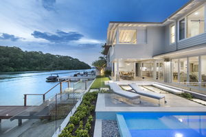 45 Witta Circle, Noosa Sound - Sophisticated Riverfront Home