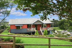 OPEN SAT 2:00 to 2:30pm - The classic Maleny dream! Character and charm with walk to town convenience!