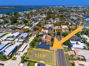 725m2 Vacant Dry Block- Maroochy Waters