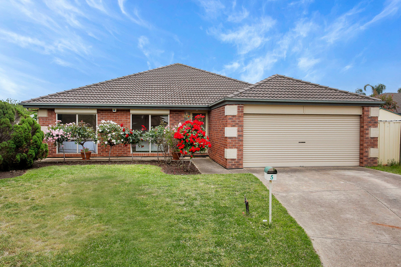 5 Woodside Court, Parafield Gardens SA 5107