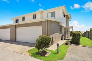 Smart buying in Brightwater, modern four bedroom townhouse with lock up double garage