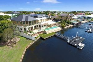 The Ultimate In Waterfront Living