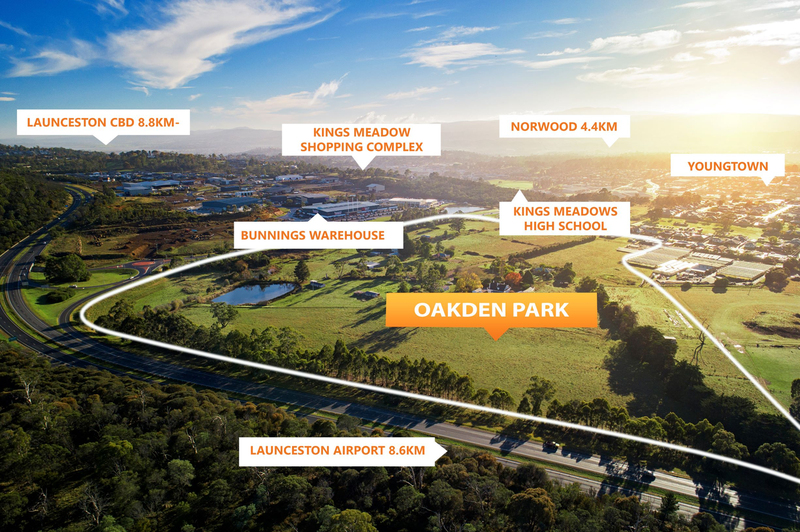 52 Stage 2 Oakden Park, Youngtown TAS 7249