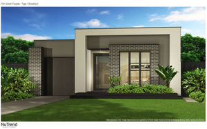 Stunning 3 Bedroom design perfect for the first home buyer!