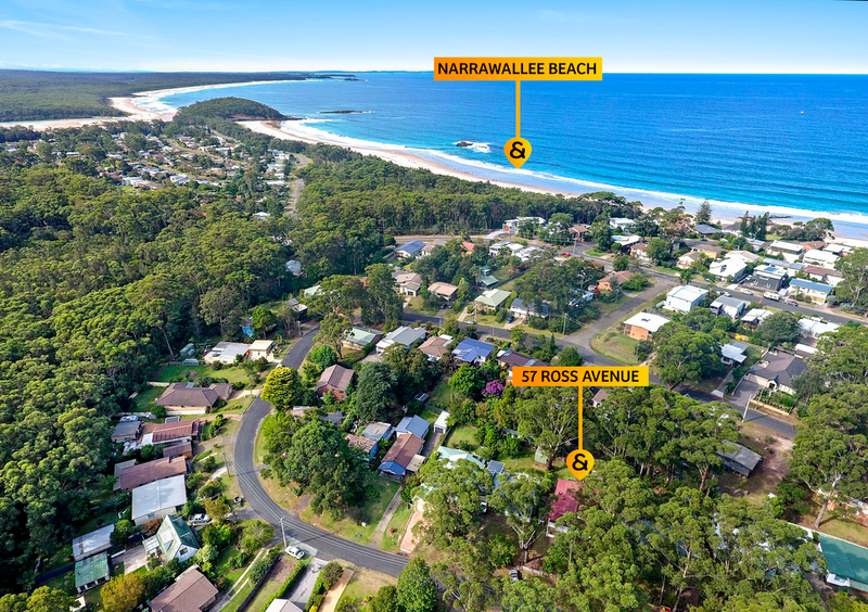 Photo - 57 Ross Avenue, Narrawallee NSW 2539  - Image 1