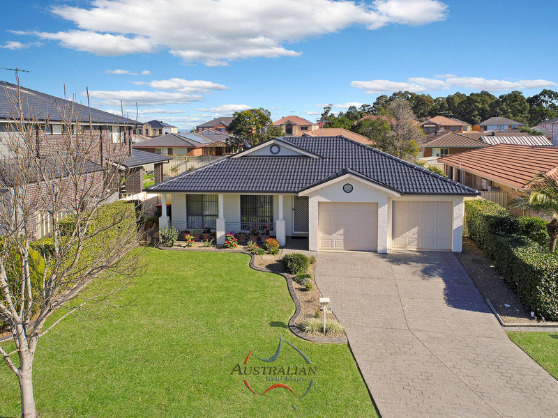 Photo - 58 Tangerine Drive, Quakers Hill NSW 2763  - Image 1