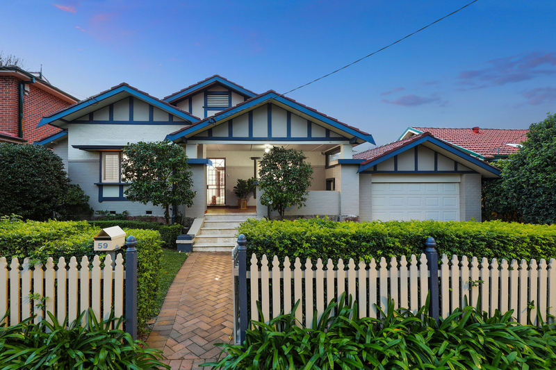 59 Mcclelland Street, Willoughby NSW 2068