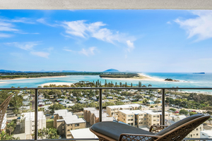 13th Floor – Chateau Royale – 3 Bedder With Sublime Views