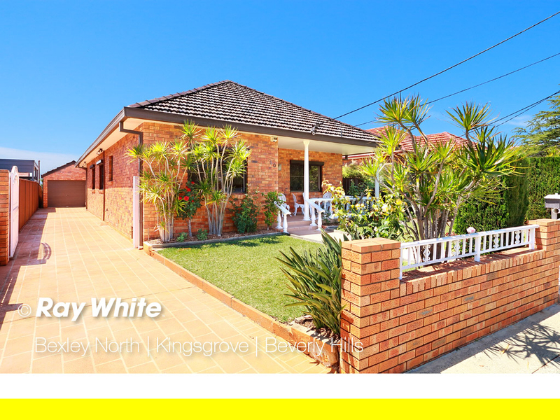 60 Welfare Avenue (South) Beverly Hills NSW 2209
