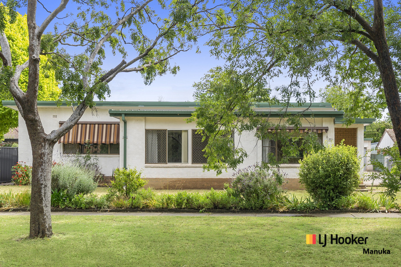 61 Frome Street, Griffith ACT 2603