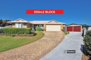 5 BEDROOMS! 6m x 6m SHED! 950m2 BLOCK!