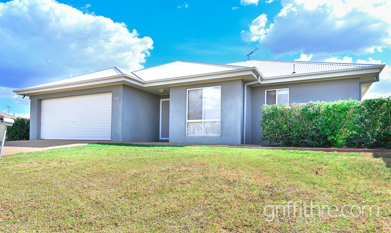 77 Hillam Drive, Griffith NSW 2680