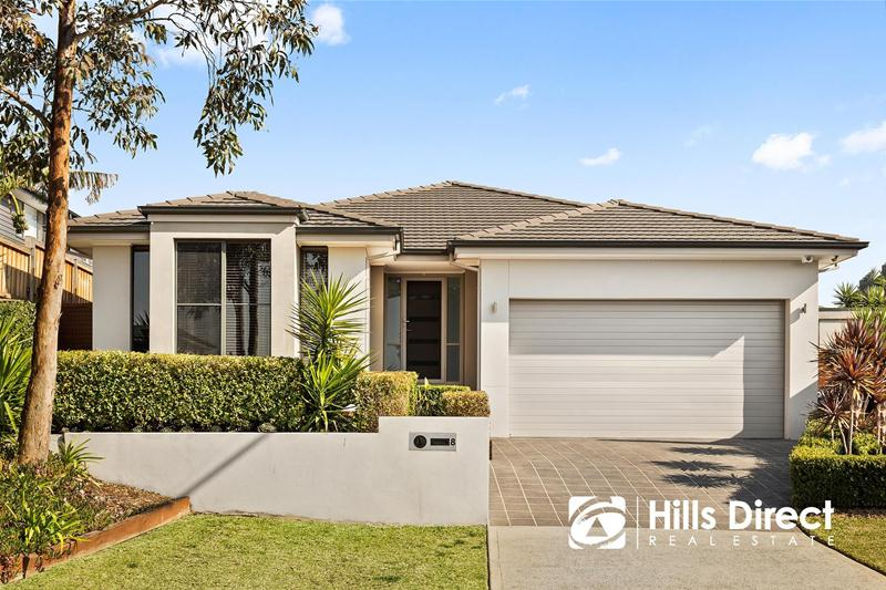 8 Bolger Place, Colebee NSW 2761
