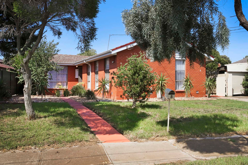 8 Mourell Street, Sunshine West VIC 3020