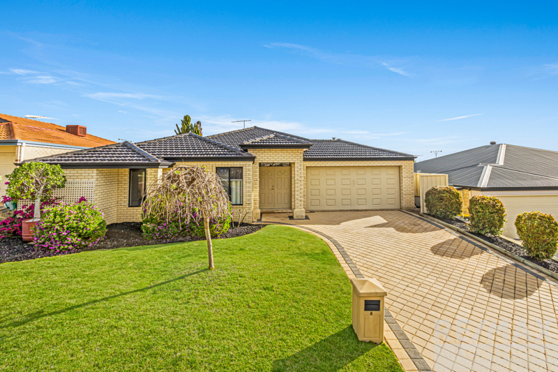 8 Narranbee Ridge, Tapping WA 6065