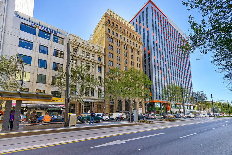 Photo - 801 & 802/23 King William Street, Adelaide SA 5000  - Image 1
