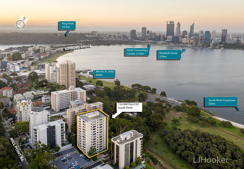 Photo - 84/154 Mill Point Road, South Perth WA 6151  - Image 1