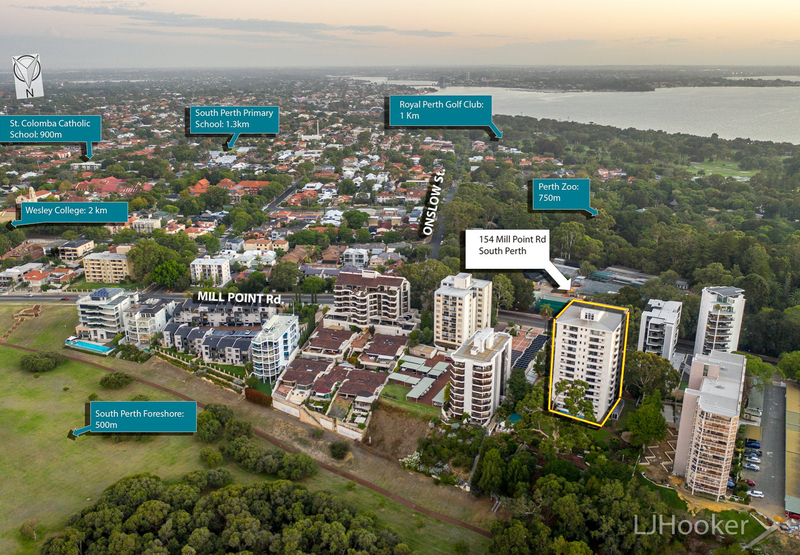 Photo - 84/154 Mill Point Road, South Perth WA 6151  - Image 2