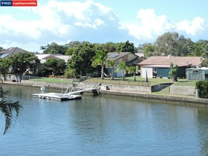 Bongaree On The Canal For  $585,000