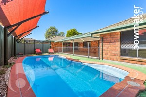 811m2 Block, 4 Beds, Study, 4 Living, Pool & Side Access!