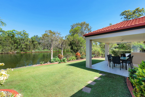 Meticulous Waterfront Home @ Twin Waters