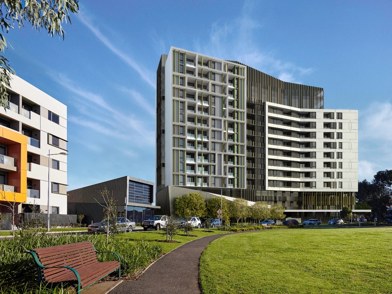 909/91 Galada Ave Parkville VIC 3052