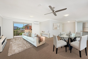 House Size Apartment Living On Buderim