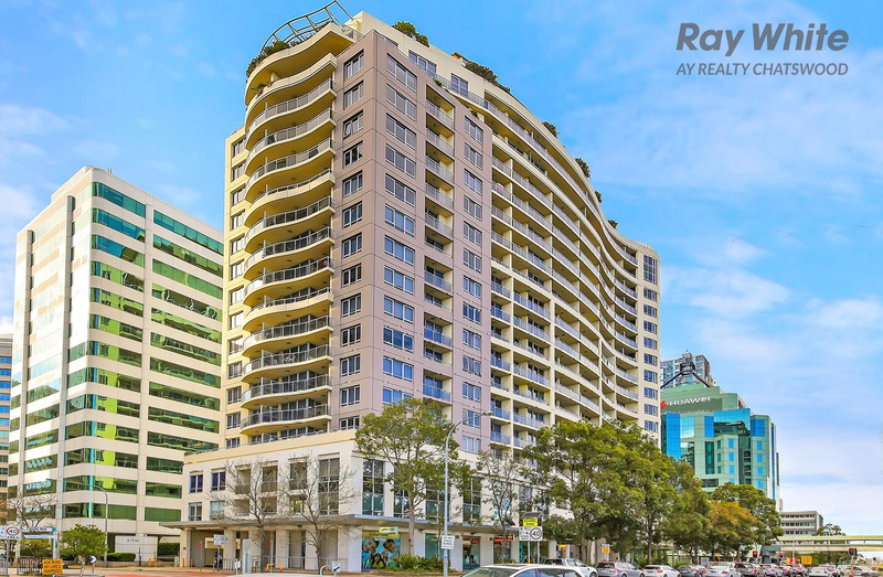91/809-811 Pacific Highway, Chatswood NSW 2067