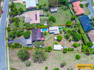 Large Home, Pool, 9mx6m Powered Shed, Granny Flat set on a Mammoth 2947m2 block!