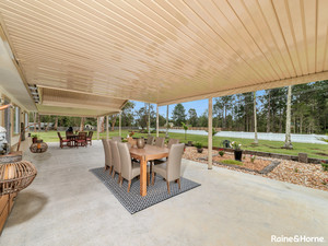 RENOVATED ACREAGE WITH WHITE PICKET FENCE!!
