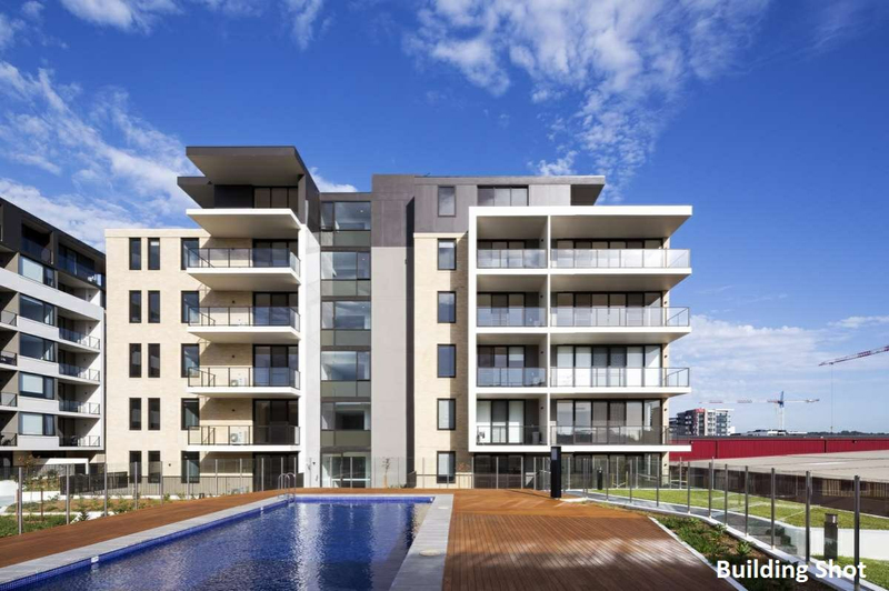 Photo - A303/12 Half Street, Wentworth Point NSW 2127  - Image 4