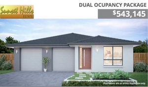 HIGH DEMAND in Northern BRISBANE  - HUGE GROWTH - DUAL INCOME PROPERTY - TWO INCOMES - low vacancy rate of 1.1%
