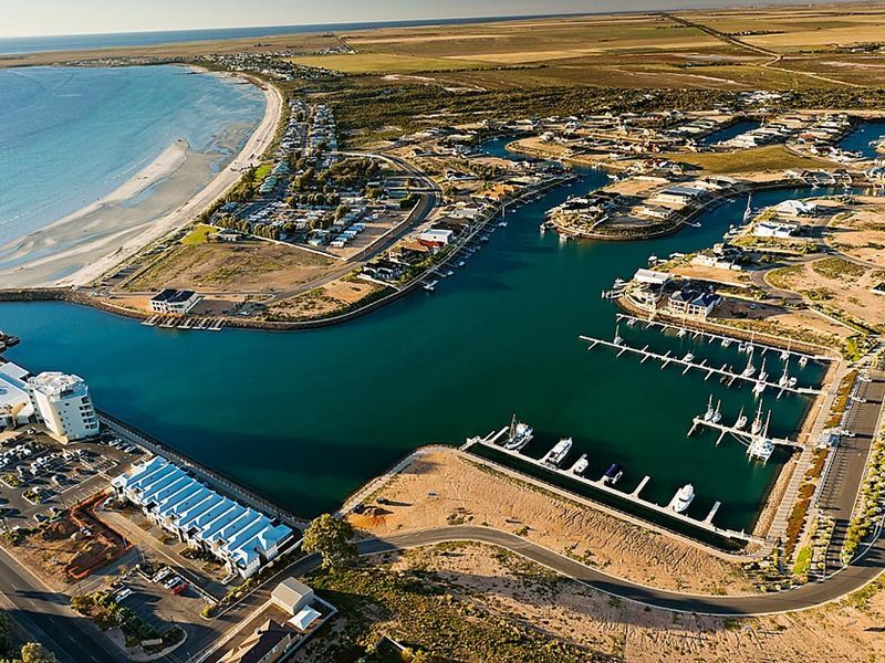 Copper Cove Marina Wallaroo SA 5556
