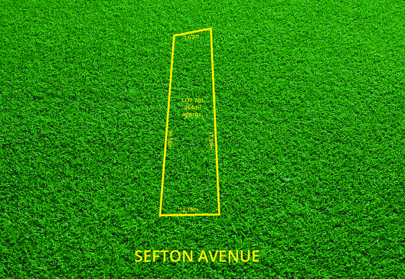 Lot 1& 2 / 2 Sefton Avenue, Northfield SA 5085