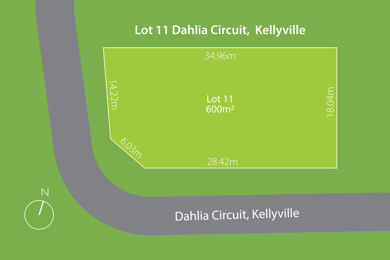 Lot 11 Dahlia Circuit, Kellyville NSW 2155