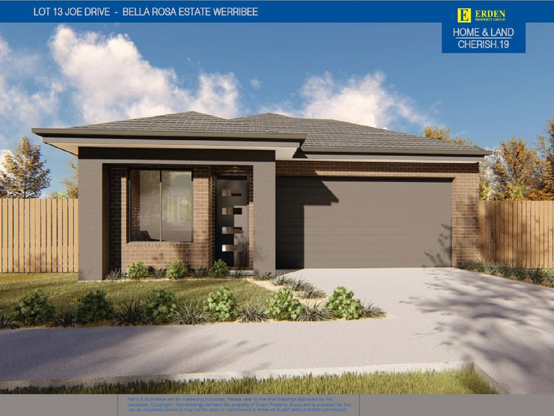 Lot 13 Bella Rosa Estate Werribee VIC 3030
