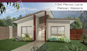 PELICAN WATERS - SUPERB LOCATION FOR FAMILY HOME OR HIGH EARNING INVESTMENT