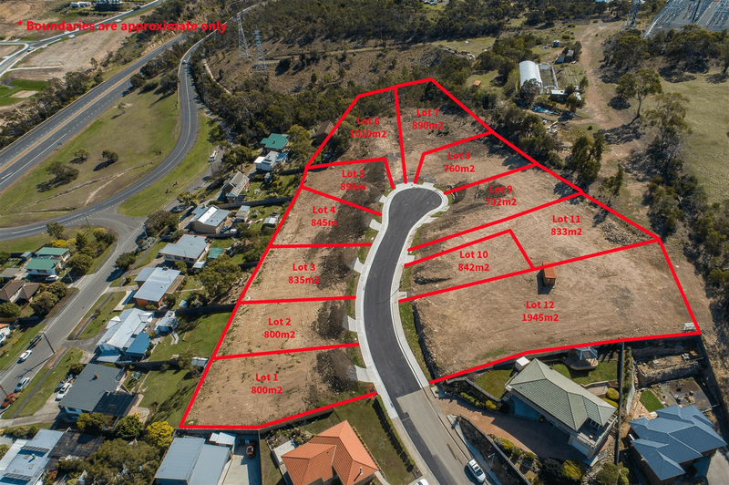 Lot 2 Bellemont Court, Geilston Bay TAS 7015