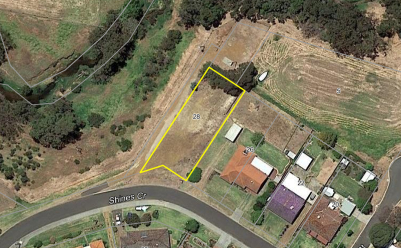 Lot 46/28 Shines Crescent, Brunswick WA 6224
